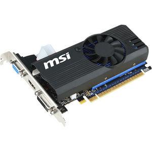 MSI N730K-1GD5LP/OC GeForce GT 730 Graphic Card - 1.01 GHz Core - 1 GB GDDR5 - PCIE 2.0 x16 - LP