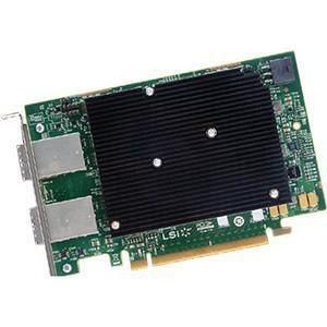 Broadcom 05-25688-00 LSI00461 / SAS 9302-16E SGL - 16 External Port 12 Gb/s SAS Controller