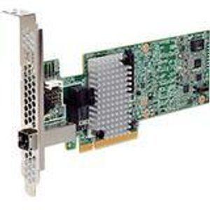 Broadcom 05-25190-02 LSI00439 / SAS 9380-4I4E SGL - 4 Internal/External Port 12 Gb/s SAS Controller