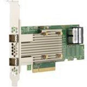 Broadcom 05-50031-02 SAS 9400-8I8E SGL - 8 Internal/External Port 12 Gb/s SAS Controller