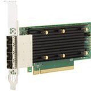 Broadcom 05-50044-00 SAS 9405W-16E SGL - 16 External Port 12 Gb/s SAS Controller