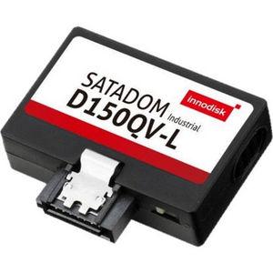 InnoDisk DESIL-32GJ30ACAQSF-B210 D150 SATADOM D150QV-L 32 GB SSD - Serial ATA/300 - Internal