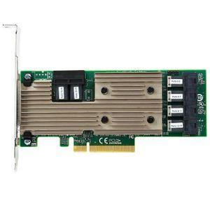 Broadcom 05-25699-00 SAS 9305-24I SGL - 24 Internal Port 12 Gb/s SAS Controller