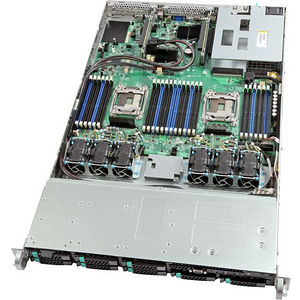 Intel R1304WTTGS 1U Rackmount Server Barebone - Socket LGA 2011-v3 - 2 x Processor Support