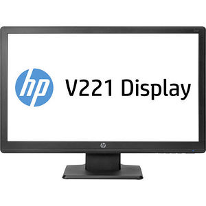 "HP E2T08AA#ABA Business V221 21.5"" LED LCD Monitor - 16:9 - 5 ms"