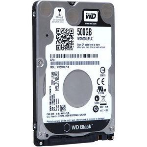 """WD WD5000LPLX Black 500 GB 2.5"""" Internal Hard Drive"""