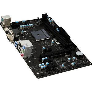 MSI AM1M Desktop Motherboard - AMD Chipset - Socket AM1