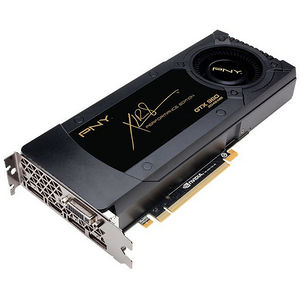 PNY VCGGTX9602XPB GeForce GTX 960 Graphic Card - 1.13 GHz Core - 2 GB GDDR5 - Dual Slot