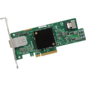 HP E0X16AV LSI 9217-4i4e 8-port SAS 6Gb/s RAID Card