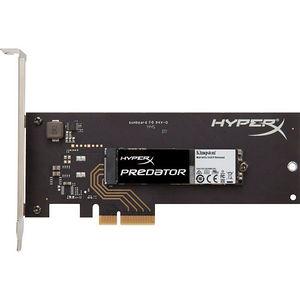 Kingston SHPM2280P2H/480G HyperX Predator 480 GB Internal Solid State Drive - PCI-E - M.2 2280