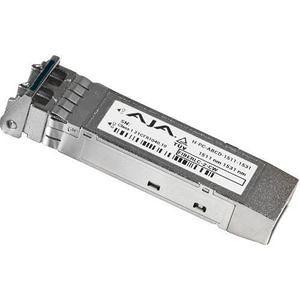AJA FIBERLC-1-TX-R0 1-Channel 3G-SDI Single Mode LC Fiber Transmitter SFP