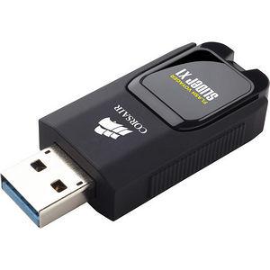 Corsair CMFSL3X1-256GB Flash Voyager Slider X1 USB 3.0 256GB USB Drive