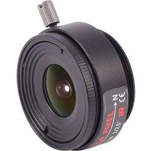 AIDA CS-2.8F CS Mount 2.8 mm Fixed Focal Mega-Pixel Lens