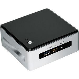 Intel BOXNUC5I7RYH NUC5I7RYH Desktop Computer - Core i7 i7-5557U 3.10 GHz DDR3L SDRAM - Mini PC