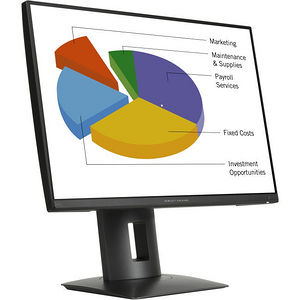 "HP K7B99A4#ABA Business Z24n 24"" LED LCD Monitor - 16:10 - 8 ms"