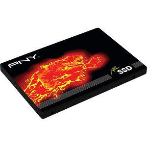 """PNY SSD7CS2111-240-RB CS2111 240 GB Solid State Drive - SATA/600 - 2.5"""" Drive - Internal"""