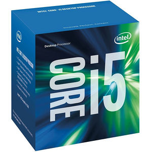INTEL BX80662I56400 Core i5 i5-6400 Quad-core 2.70 GHz Processor - Socket H4 LGA-1151
