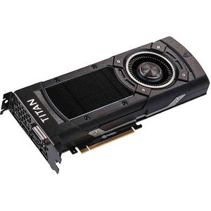 EVGA 12G-P4-2992-KR GeForce GTX TITAN X Graphic Card - 1.13 GHz Core - 12 GB GDDR5 - Dual Slot