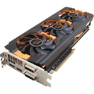 Sapphire 11227-13-20G Radeon R9 290 Graphic Card - 1 GHz Core - 4 GB GDDR5 - PCI Express 3.0 x16