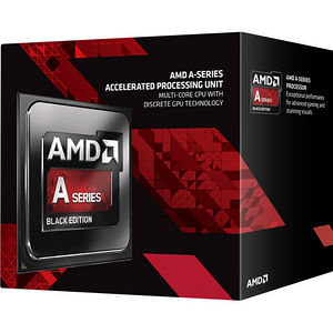 AMD AD787KXDJCBOX A10-7870K Quad-core (4 Core) 3.90 GHz Processor - Socket FM2+ Retail Pack