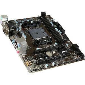 MSI A68HM GRENADE Desktop Motherboard - AMD Chipset - Socket FM2+