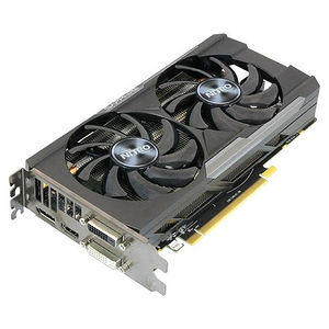 Sapphire 11240-04-20G Nitro Radeon R7 370 Graphic Card - 985 MHz Core - 4 GB GDDR5 - PCI-E 3.0
