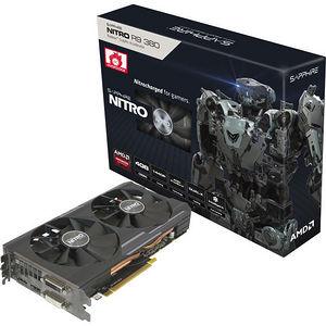 Sapphire 11242-07-20G Nitro Radeon R9 380 Graphic Card - 985 MHz Core - 4 GB GDDR5 - PCI-E 3.0