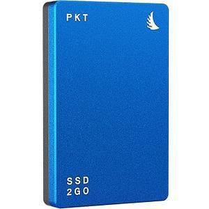 Angelbird PKTU31MK2-1000BK SSD2GO - PKT MK2 - 1TB - (Blue)