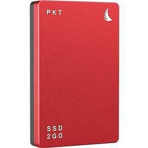 Angelbird PKTU31MK2-1000EK SSD2GO - PKT MK2 - 1TB - (Red)