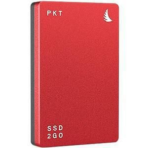 Angelbird PKTU31MK2-2000EK SSD2GO - PKT MK2 - 2TB - (Red)
