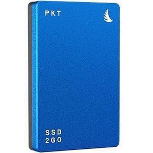 Angelbird PKTU31MK2-512BK SSD2GO - PKT MK2 - 512GB - (Blue)