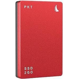 Angelbird PKTU31MK2-512EK SSD2GO - PKT MK2 - 512GB - (Red)