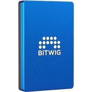 Angelbird PKTU31MK2BW-512BK SSD2GO - PKT MK2 - BITWIG - 512 GB - (Blue)