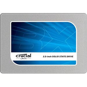 "Crucial CT250BX100SSD1 BX100 250 GB 2.5"" Solid State Drive - SATA/600 - Internal - Satin Silver"