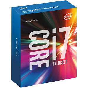 Intel BX80662I76700K Core i7-6700K Processor 4GHz 8MB Cache LGA1151 Boxed Without Heatsink and Fan
