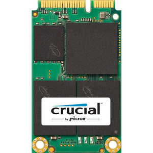 Crucial CT250MX200SSD3 MX200 250 GB Internal Solid State Drive, mini-SATA, SATA/600, Plug-in Module