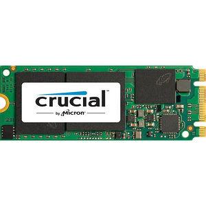 Crucial CT500MX200SSD6 MX200 500 GB Solid State Drive - SATA (SATA/600) - Internal - M.2 2260