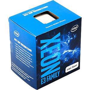 Intel BX80662E31230V5 Xeon E3-1230 v5 Quad-core 3.40 GHz Processor - Socket H4 LGA-1151
