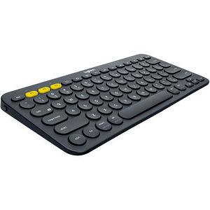 Logitech 920-007558 K380 Multi-Device Bluetooth Grey Keyboard