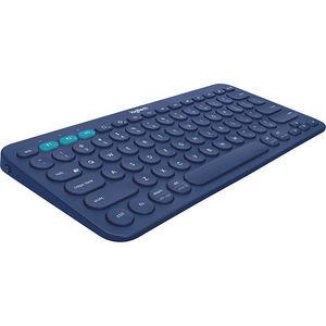 Logitech 920-007559 K380 Multi-Device Bluetooth Blue Keyboard