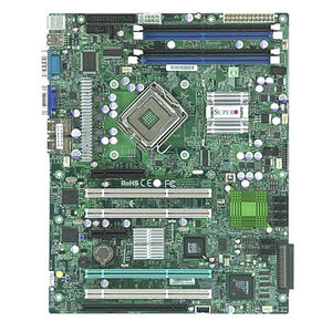 Supermicro MBD-X7SBE-O X7SBE Server Motherboard - Intel 3210 Chipset - Socket T LGA-775 - Retail