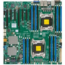 Supermicro MBD-X10DRH-ILN4-O Server Motherboard - Intel C612 Chipset - Socket LGA 2011-v3 - Retail