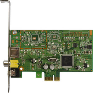 Hauppauge 01381 IMPACTVCB-E EXP VIDEO CAP CARD
