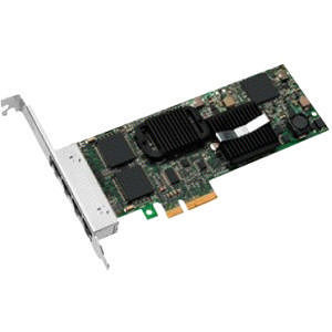 Intel E1G44ET2BLK ® Gigabit ET2 Quad Port Server Adapter