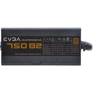 EVGA 110-B2-0750-VR SuperNOVA 750 B2 Power Supply
