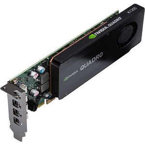 PNY VCQK1200DVI-PB Quadro K1200 Graphic Card - 4 GB GDDR5-PCIe