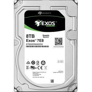 "Seagate ST8000NM0055 8 TB 7200 RPM 3.5"" SATA 256 MB Enterprise Hard Drive"