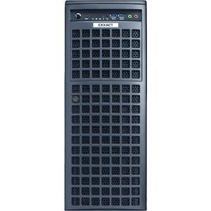 Exxact TensorEX TWS-773645-NMD 2x Intel Xeon processor workstation - NAMD Optimized GPU System