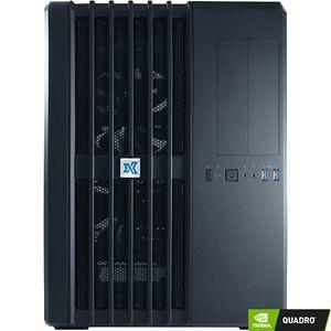 Exxact Valence VWS-1542881-NVL 1x Intel Core X-series processor - 4x NVIDIA® Quadro® NVLink GPUs
