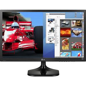"LG 27MC37HQ-B 27"" Full HD LED LCD Monitor - 16:9 - Black Hairline, Textured Black"